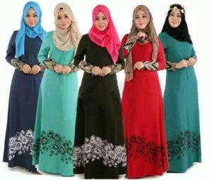 Malaysia Abaya Dresses