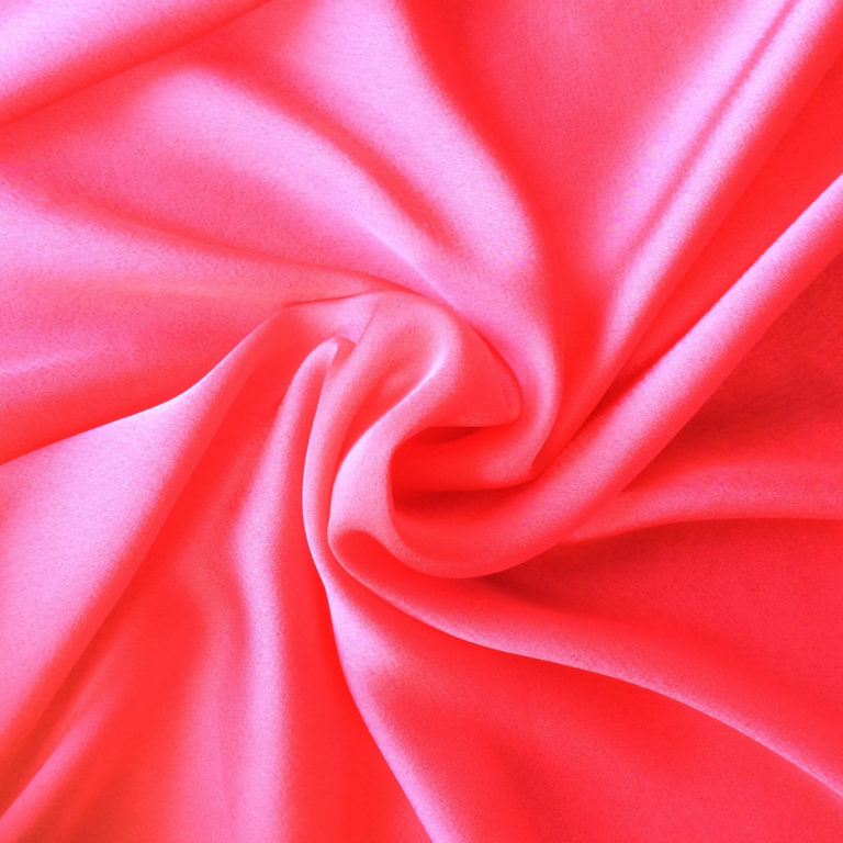 Polyester Crepe Back Satin Fabric 90 gsm