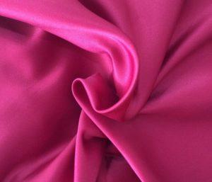 Polyester Dull Satin Bedsheet Fabric