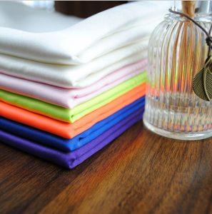 Polyester Duchesse Satin Fabric, heavy silky satin fabric