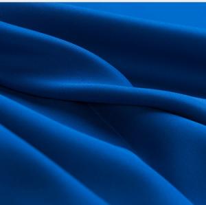 Polyester Matte Satin Fabric 140 GSM