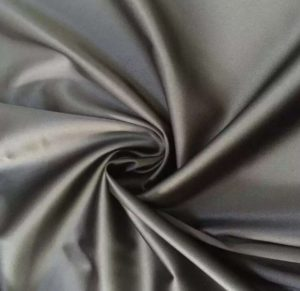 Polyester Twisted Matte Satin Fabric