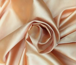 Polyester spandex stretch satin fabric 120 gsm 45 inch
